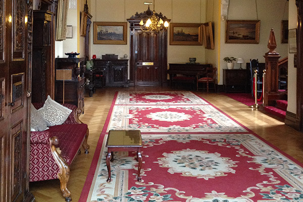 Hall @ Arthur Findlay College