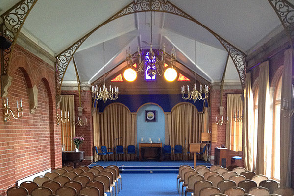 Arthur Findlay College Sanctuary